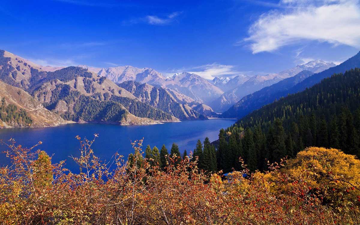 新疆旅游攻略:天山天池景区旅行游记