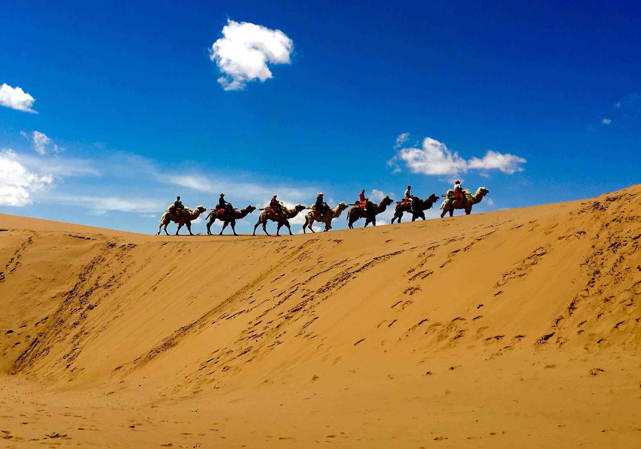 丝绸之路旅行