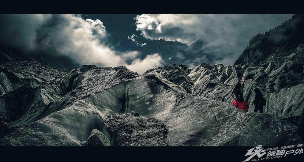 贡嘎山旅游
