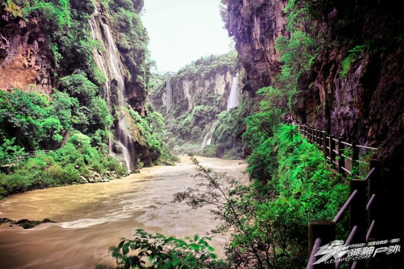 贵州马岭河峡谷风景区游玩指南:门票价格/交通线路/攻略游记