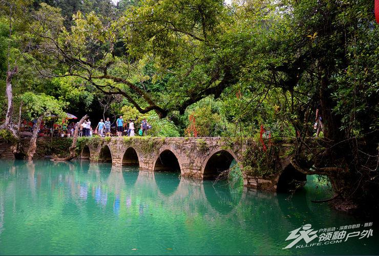 贵州荔波樟江