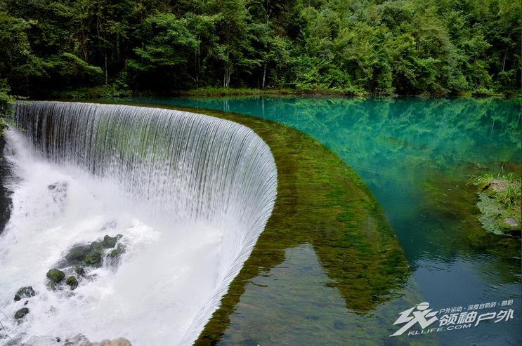 贵州荔波樟江风景区旅游,必去核心景点世界自然遗产小