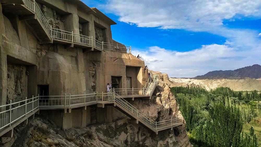 南疆阿克苏旅游景点