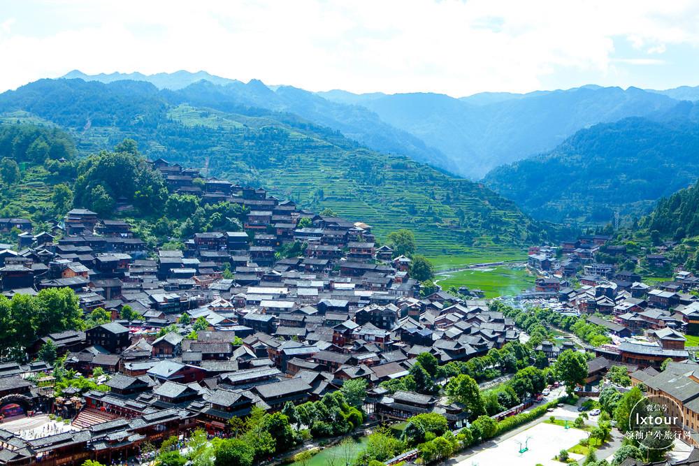 贵州旅游:西江千户苗寨必去景点推荐