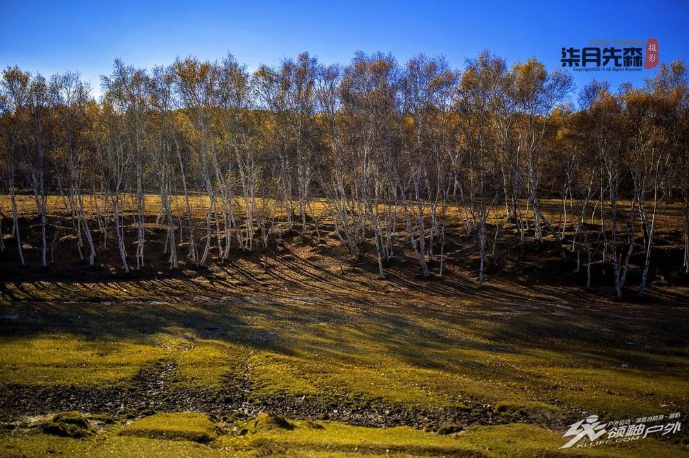 壩上草原最佳旅游時間什么時候?秋季壩上自駕攝影游