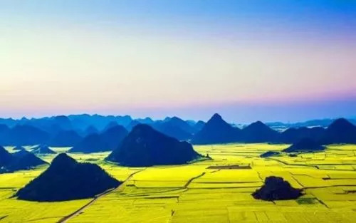 云南羅平攝影旅游:最佳時間+景點門票+交通線路最全攻略