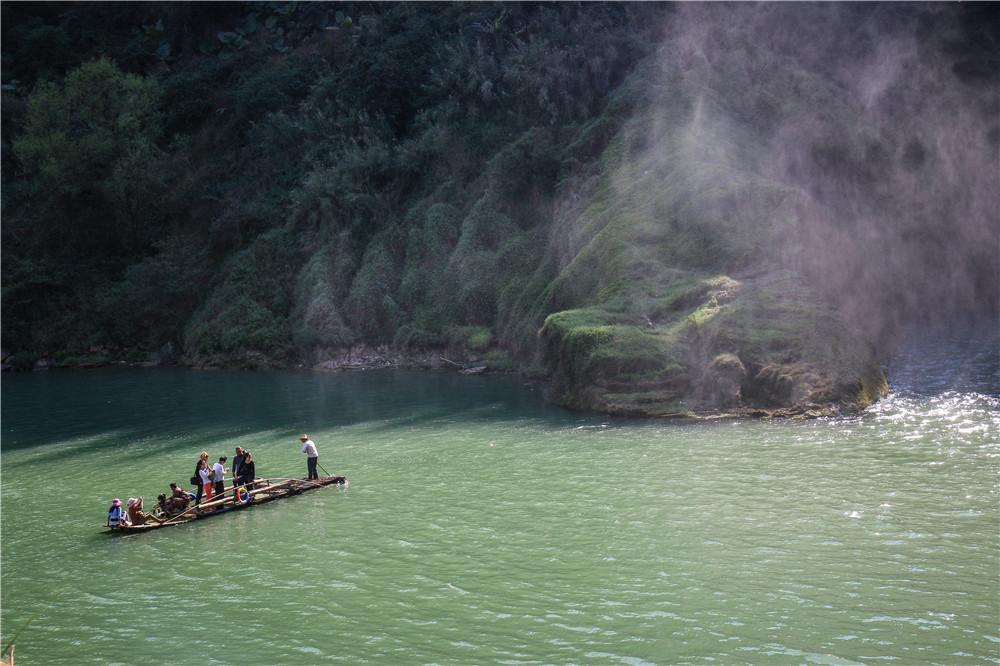 云南羅平多依河風景區旅游攻略(門票+交通+路線)