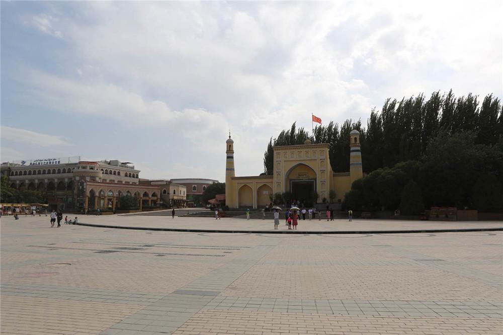 南疆喀什旅游景点