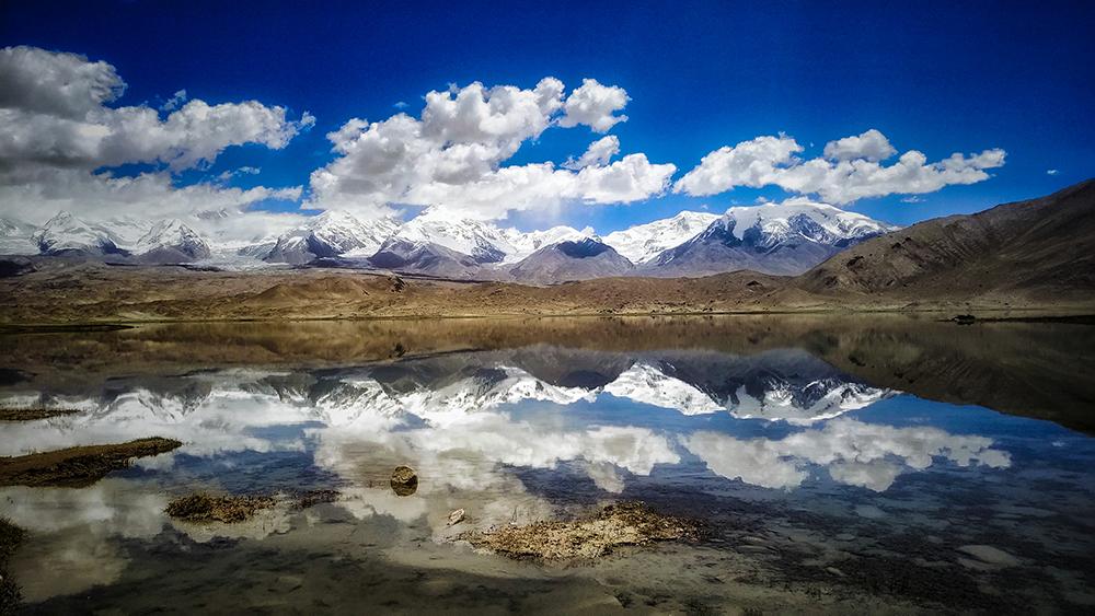 南疆旅游景点