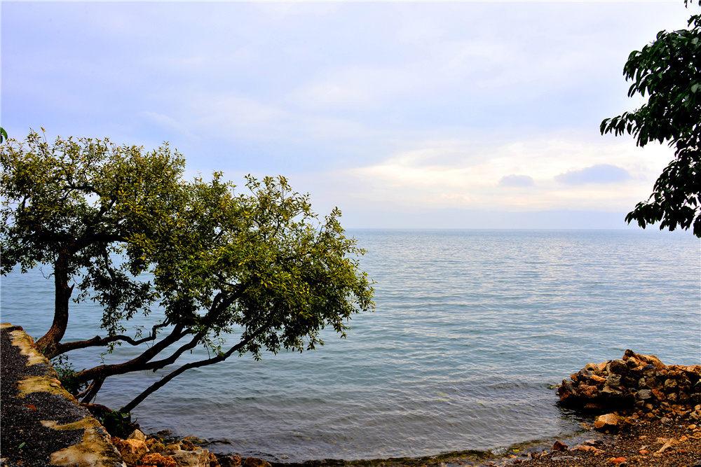 云南抚仙湖旅游