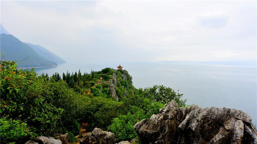 抚仙湖旅游景点