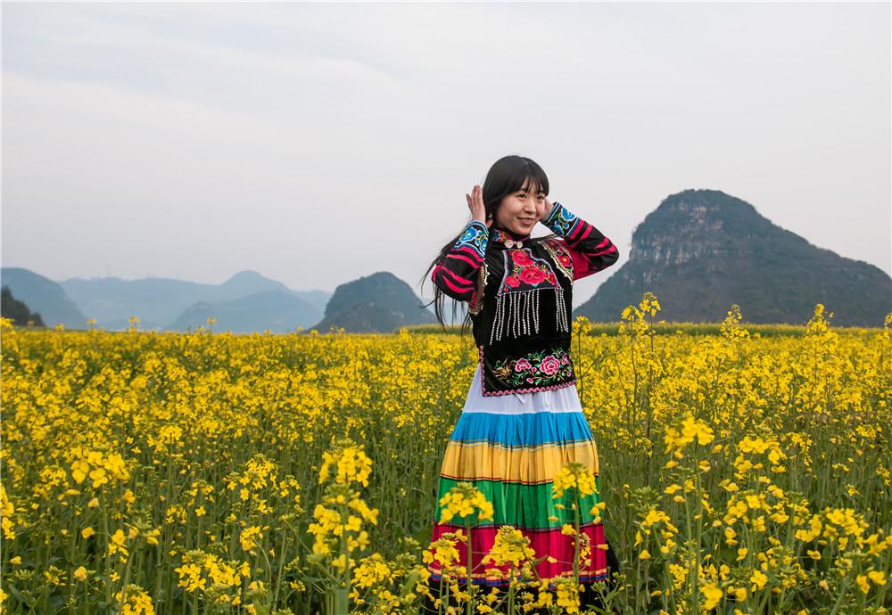 羅平春季旅游觀賞油菜花攻略