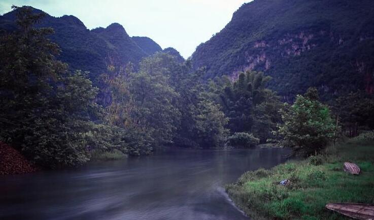 云南羅平周邊游富寧馱娘江風景區旅游攻略
