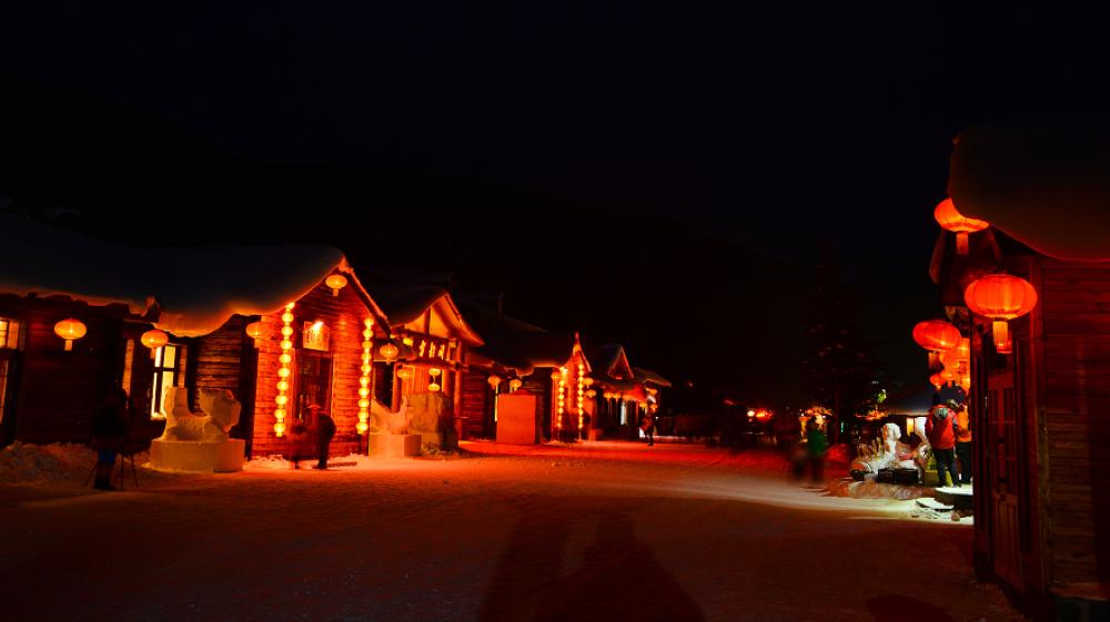 中国雪乡旅游攻略