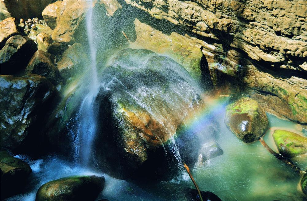 恩施大峡谷旅游