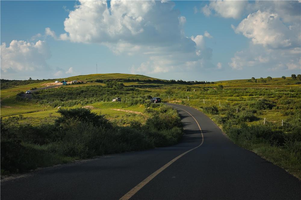 坝上草原旅游