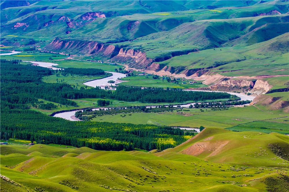 新疆喀拉峻