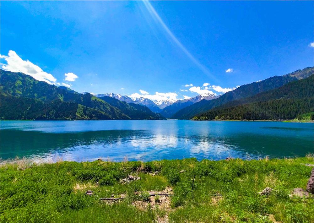北疆天山天池旅游