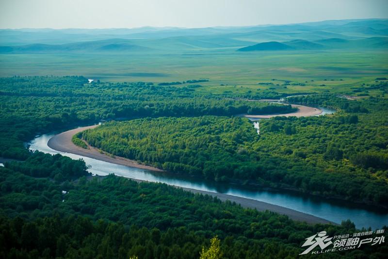 额尔古纳河湿地