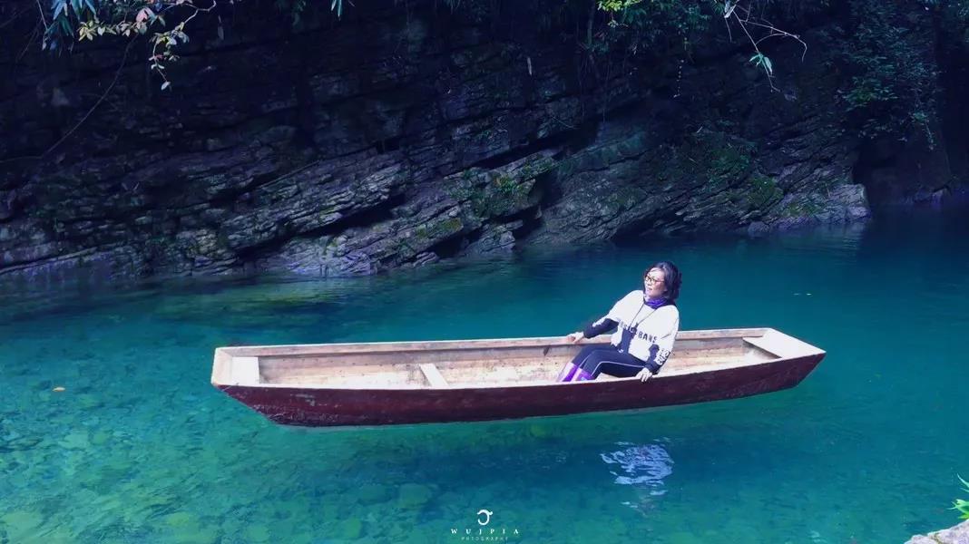 屏山峡谷旅游