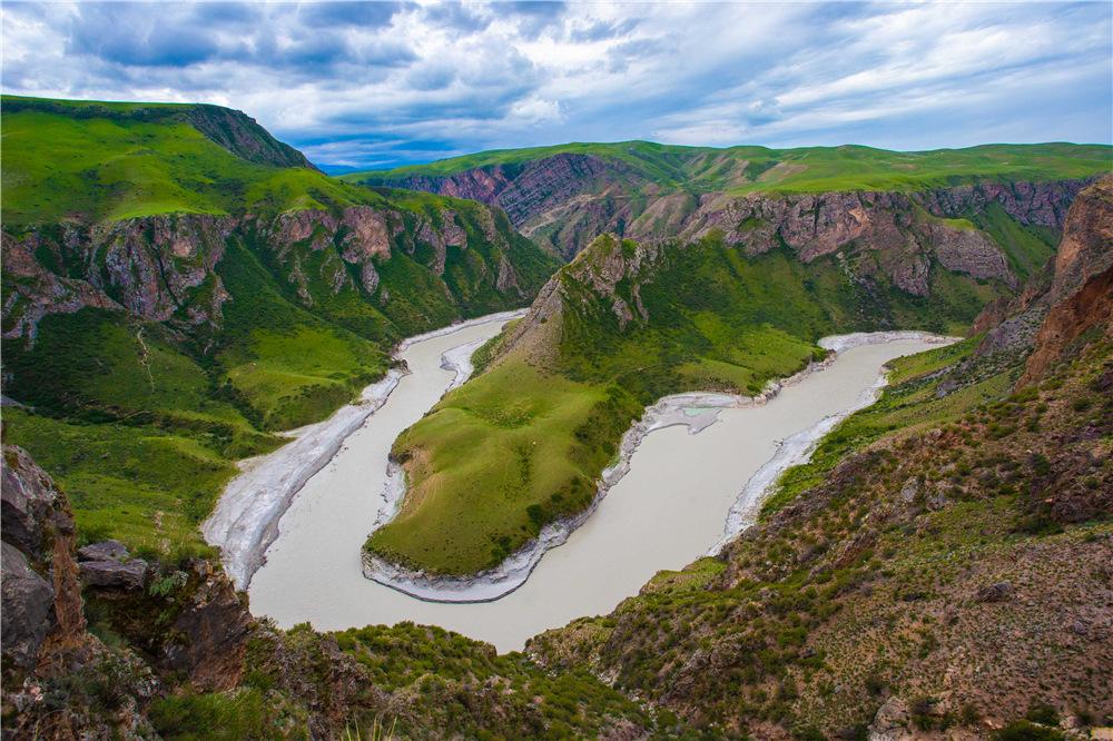 新疆喀拉峻大草原