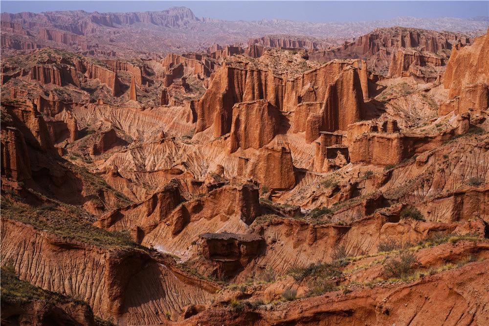 南疆温宿大峡谷旅游