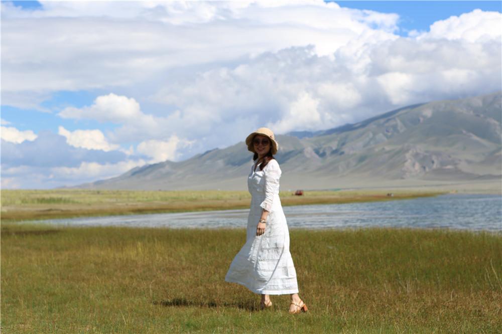北疆赛里木湖旅游