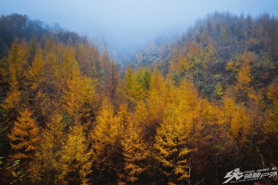光雾山旅游线路