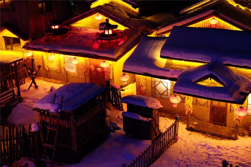 冬季雪乡旅游