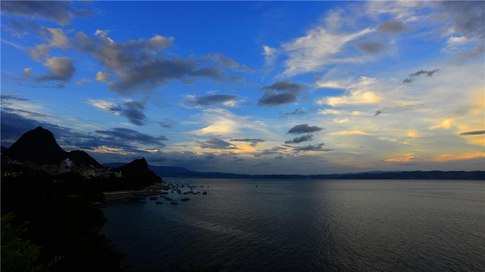 云南抚仙湖